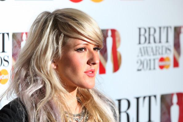 Ellie Goulding BRIT Awards 2011