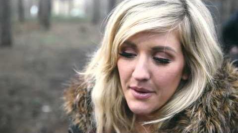 Ellie Goulding - Beating Heart (Behind the Scenes)