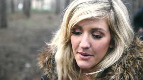 Ellie Goulding - Beating Heart (Behind the Scenes)