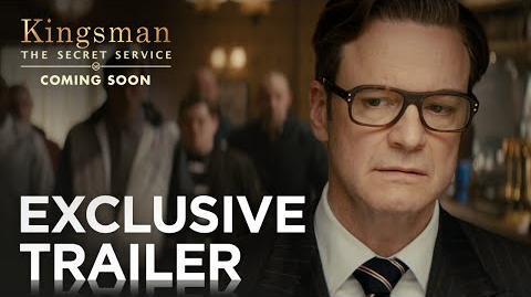 Kingsman The Secret Service Exclusive Trailer 2 HD