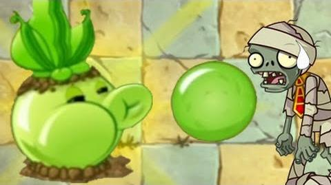 Plants vs. Zombies 2 - Every plant Power-Up!