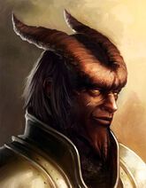 Obey the Druidic Tiefling