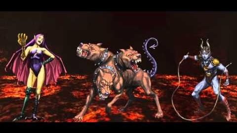 Elminage Gothic Nga Nga Magic Volcano-Middle
