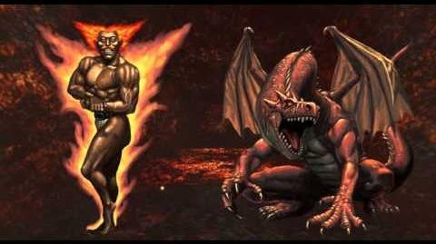 Elminage Gothic Nga Nga Magic Volcano-Depths