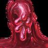 Red Slime Portrait