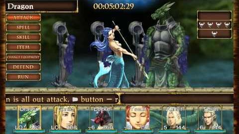 Elminage Gothic PC Version - Epic Boss Battle Theme