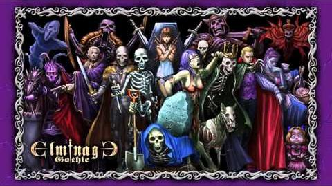 Elminage Gothic-Random Encounter