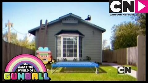 The Flying Potato The Amazing World of Gumball Cartoon Network