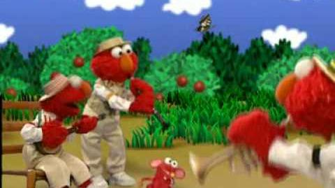 Elmo - Tickle Me Land