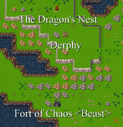 Fort of Chaos (Beast) on map