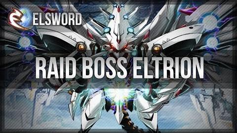 Elsword Official - Raid Boss Eltrion Trailer