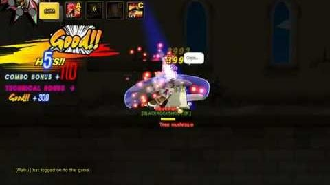 Elsword Skill Fatal Fury