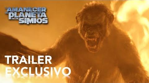 El Amanecer del Planeta de los Simios Trailer Final Oficial HD 18 de julio de 2014