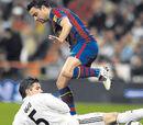 Madrid vs Barça temporada 2009-2010 10/4/10