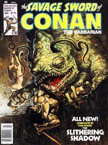 Espada Salvaje de Conan (1977 Revista) 20