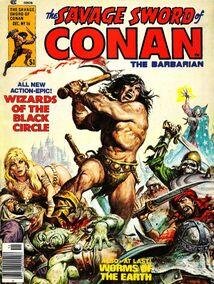 Espada Salvaje de Conan (1976 Revista) 16