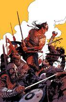 Conan the Barbarian nº13 Massimo Carnevale