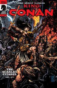 King Conan The Scarlet Citadel nº1