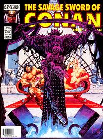 Espada Salvaje de Conan (1984 Revista) 99
