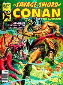 Espada Salvaje de Conan (1979 Revista) 37