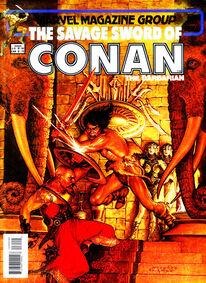 Espada Salvaje de Conan (1983 Revista) 88