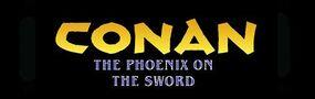 King Conan The Phoenix on the Sword