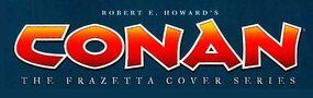 Conan the Frazetta cover series