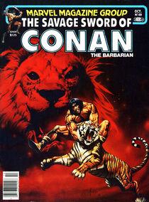 Espada Salvaje de Conan (1981 Revista) 69