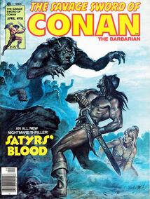 Espada Salvaje de Conan (1980 Revista) 51