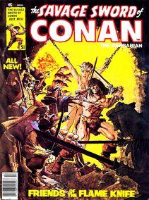 Espada Salvaje de Conan (1978 Revista) 31