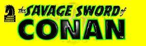 The Savage Sword of Conan-Paperback