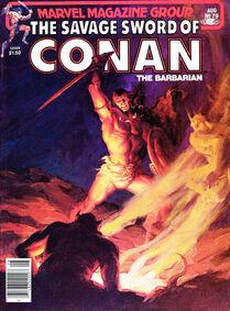 Espada Salvaje de Conan (1982 Revista) 79
