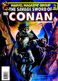 Espada Salvaje de Conan (1982 Revista) 83