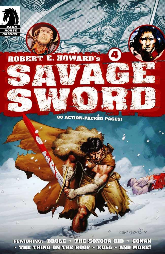 Savage Sword nº4