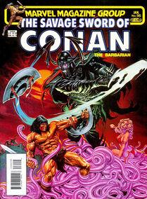 Espada Salvaje de Conan (1984 Revista) 96