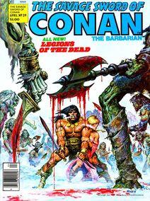 Espada Salvaje de Conan (1979 Revista) 39