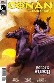 Conan the Barbarian nº8