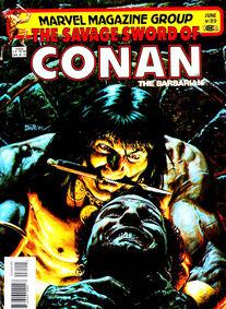 Espada Salvaje de Conan (1983 Revista) 89