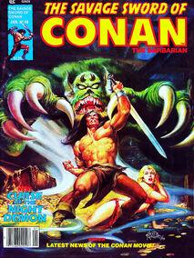 Espada Salvaje de Conan (1980 Revista) 48