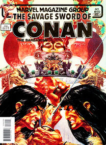 Espada Salvaje de Conan (1983 Revista) 93