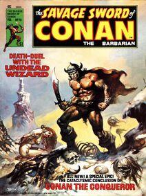 Espada Salvaje de Conan (1976 Revista) 10
