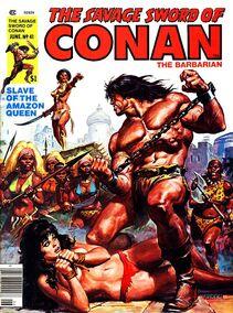 Espada Salvaje de Conan (1979 Revista) 41