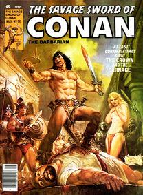 Espada Salvaje de Conan (1980 Revista) 52