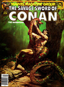 Espada Salvaje de Conan (1982 Revista) 73