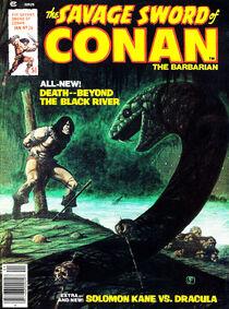 Espada Salvaje de Conan (1978 Revista) 26