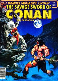 Espada Salvaje de Conan (1981 Revista) 64