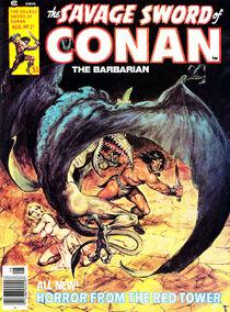 Espada Salvaje de Conan (1977 Revista) 21