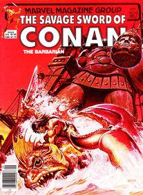 Espada Salvaje de Conan (1982 Revista) 80