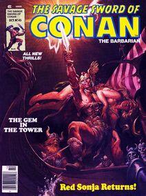 Espada Salvaje de Conan (1979 Revista) 45