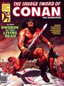 Espada Salvaje de Conan (1979 Revista) 44